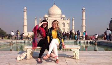 Taj Mahal Same Day Low Cost Tour By Car